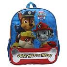 """Nickelodeon Paw Patrol Terrific Trio Backpack 12"""""""