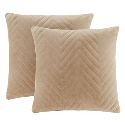 Decorative Pillow Set True Khaki SQUAR