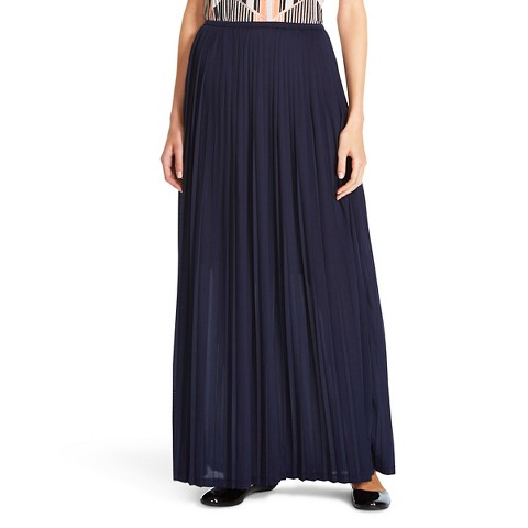 pleated maxi skirt mossimo target