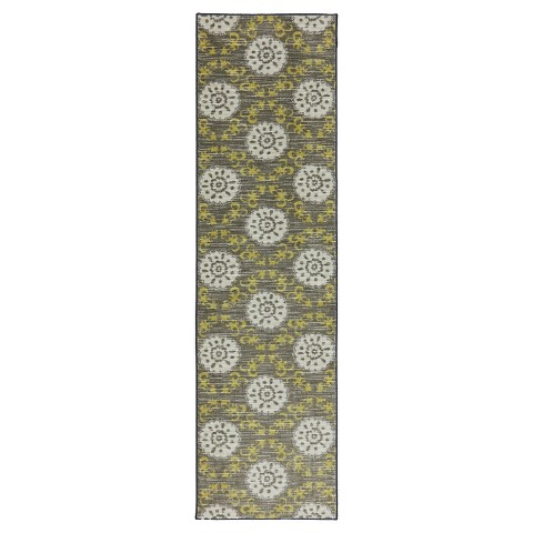 Maples Medallion Area Rug Images