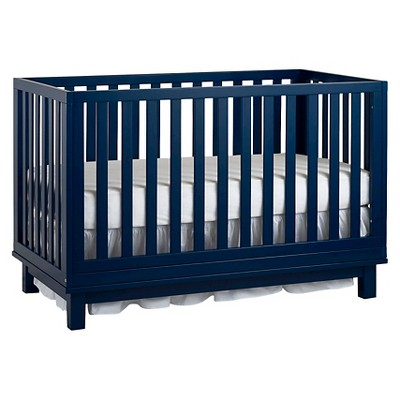Fisher-Price Riley 3-in-1 Convertible Crib - Navy