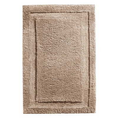 "InterDesign Spa Bath Rug - Linen (34x21"")"