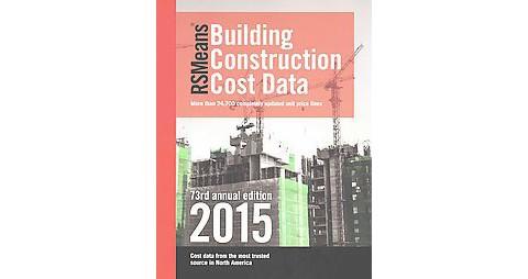 rsmeans building construction cost data 2015 pdf