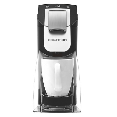 Chefman Barista Coffee Maker : Chefman Single Serve Coffee Maker : Target