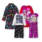 Monster High Robe/Sleep Collection