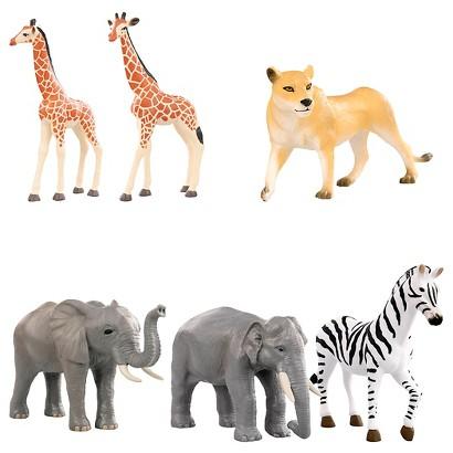Indoor Toys Terra Animals Wild Life 1 Faviola Galkin