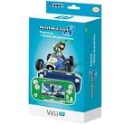 Hori Gaming Console Case: Mario Kart 8 - Green (Nintendo Wii U)
