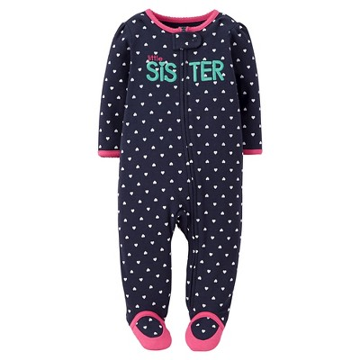 Just One You™Made by Carter's® Newborn Girls' Sister Sleep N' Play 3 M