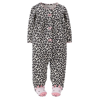 Just One You™Made by Carter's® Newborn Girls' Giraffe Sleep N' Play NB