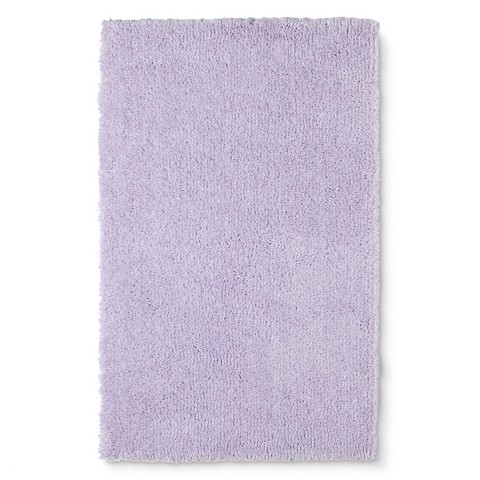 Cool Circo Textured Chenille Rug  Purple 30x50quot  22  This Is A MUST