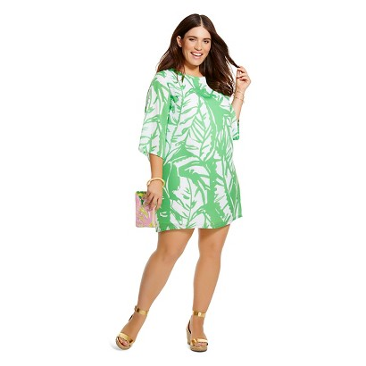 Upc 492510910236 Lilly Pulitzer For Target Womens Plus Size Satin