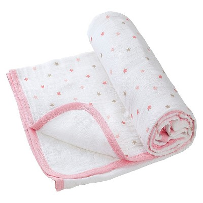 Travel Baby Blanket Aden + Anais Multi-colored