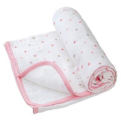 aden® by aden + anais® stroller blanket, oh girl!