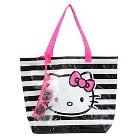 Girls Hello Kitty Swim Tote Bag w/ Sunglasses