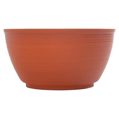 "Bloem 15"" Dura Cotta Planter Bowl - Terracotta"