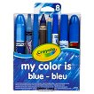 Crayola My Color Is Drawing Tool Set - Blue