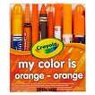 Crayola® My Color Is Drawing Tool Set - Orange