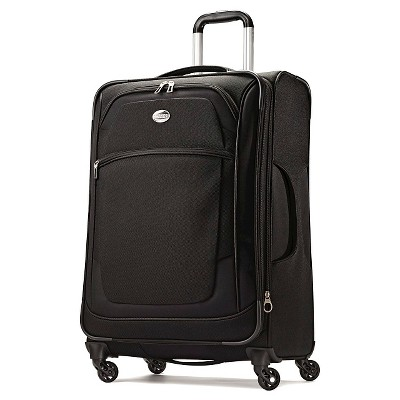 American Tourister iLite Xtreme 25  Spinner Luggage - Black