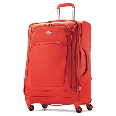 "American Tourister iLite Xtreme 25"" Spinner Luggage - Orange"