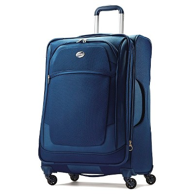 "American Tourister iLite Xtreme 25"" Spinner Luggage - Moroccan Blue"
