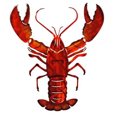 3D Wall Art Lobster - Medium