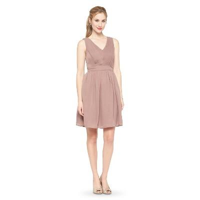 Target Bridesmaid Dresses in Chiffon