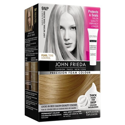 John frieda foam hair color coupon canada
