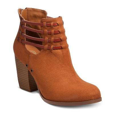 Plume Jordy Ankle Womens Boots