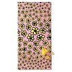 Flowers Beach Towel - Pink
