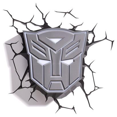 3DLightFX Transformers Autobots Nightlight