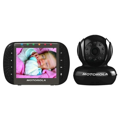 Motorola MBP36B Digital Video Baby Monitor