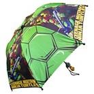 Boys' Teenage Mutant Ninja Turtles Compact Umbrella - Black/Green