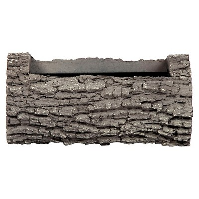Nature Innovations Oak Log Planter
