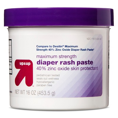 up & up™ Diaper Rash Treatment 16 oz