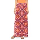 Printed Knit Maxi Skirt - Mossimo Supply Co.