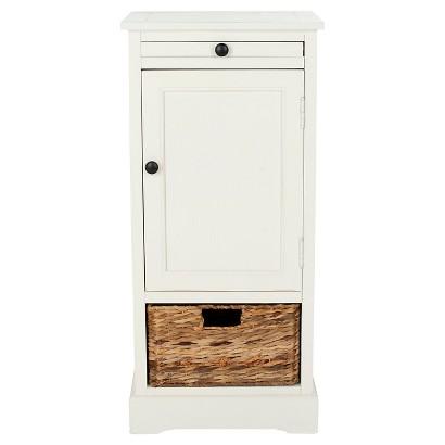 safavieh storage cabinet product details page