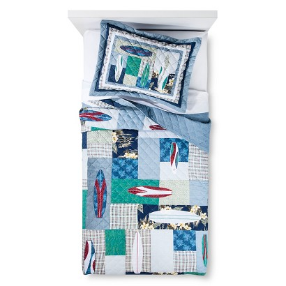 My World Surfing USA Quilt Set