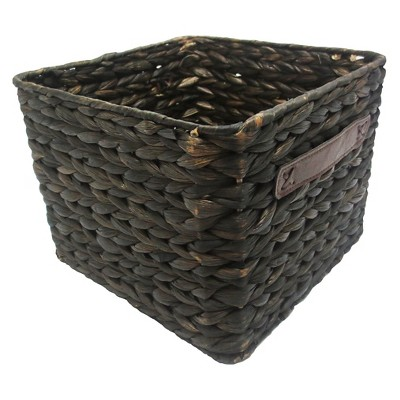 Bath Basket Espresso Medium Threshold™