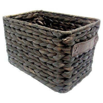 Bath Basket Espresso Small Threshold™