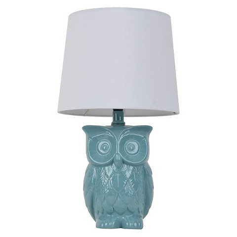 Threshold Owl Figural Table Lamp Target