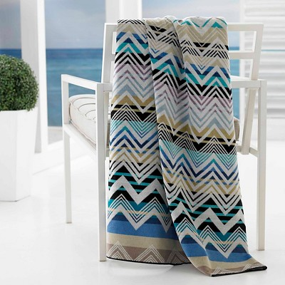 Kassatex Mistral Beach Towel - Multi-color
