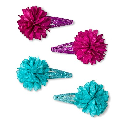 Baby Girls' Clips/Barrettes Multi-Colored - Cherokee®
