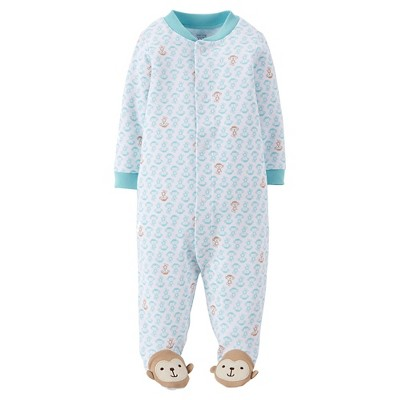 Just One You™Made by Carter's® Baby Boys' Monkey Sleep N' Play NB