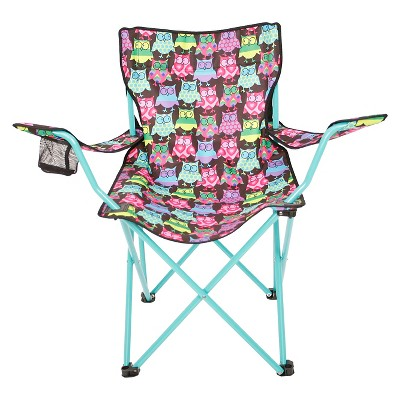 Crckt Portable Chair - Teal Nights