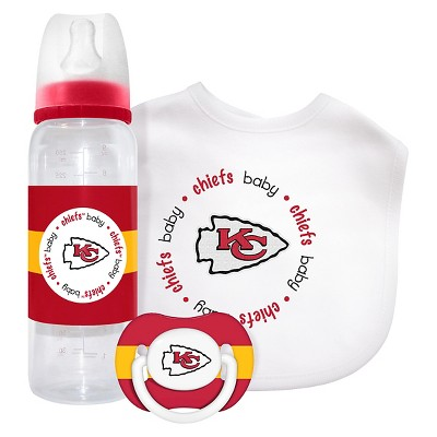 Baby Fanatic Baby Bottle Set Team Color