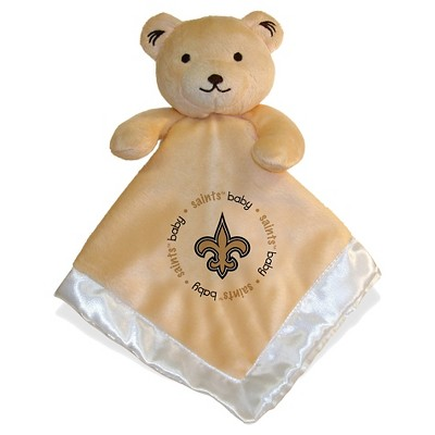 New Orleans Saints Baby Fanatic Snuggle Bear Plush Doll