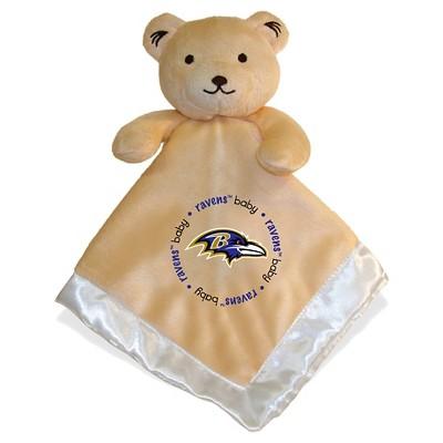 Baltimore Ravens Baby Fanatic Snuggle Bear Plush Doll