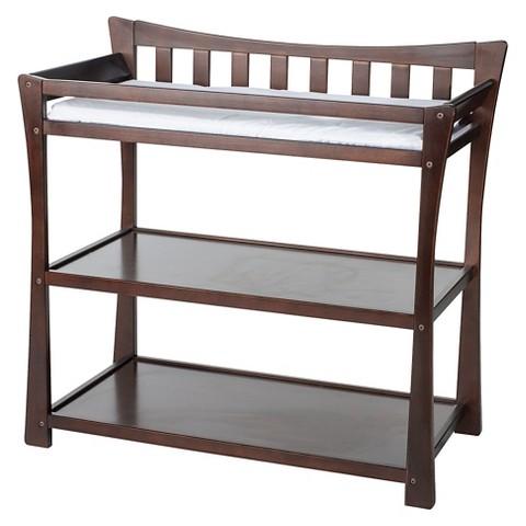 child craft parisian changing table target. Black Bedroom Furniture Sets. Home Design Ideas