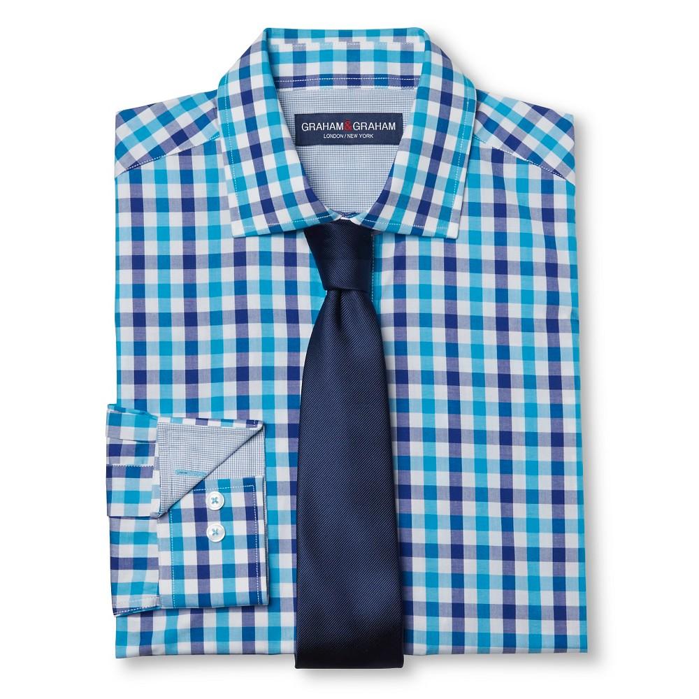 Men 39 S Dress Shirt Tie Set
