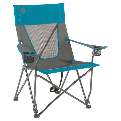 Coleman Sling Chair Grey Blue Target